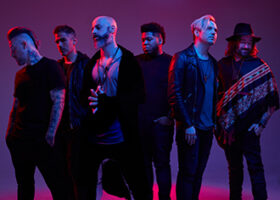 DAUGHTRY - 11.23.21 - THE FACTORY