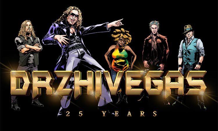 Dr. Zhivegas - 11.24.21 - The Factory STL