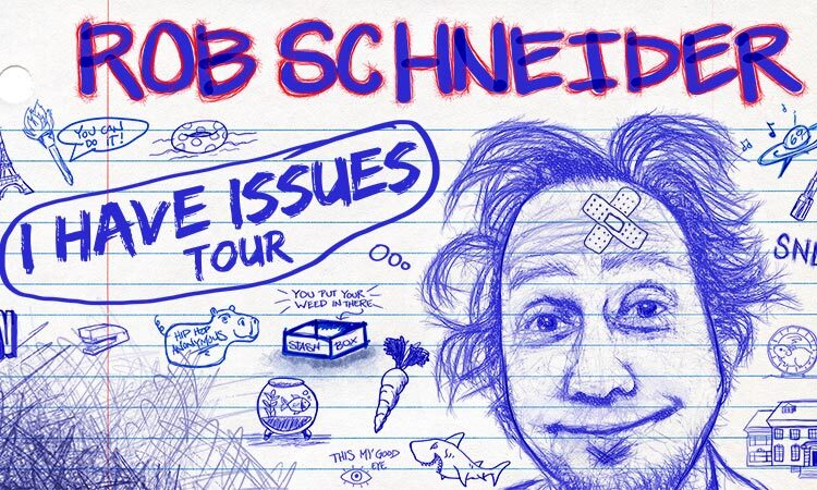 Rob Schneider - 02.18.22 - The Factory at The District