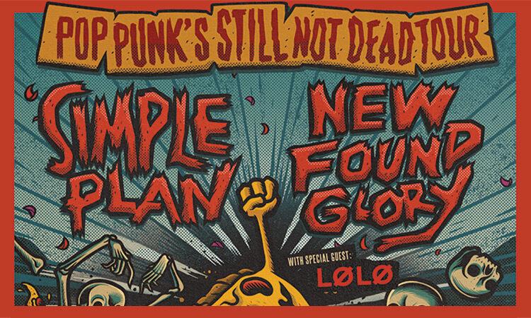 Simple Plan & New Found Glory - 09.23.21