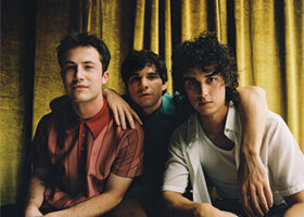 WALLOWS - 06.10.22 - THE FACTORY STL